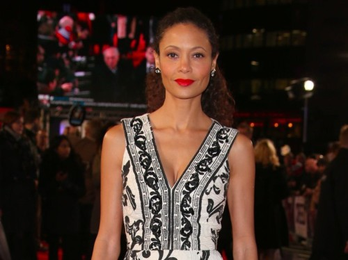 Actress Thandie Newton recounts being a victim of sexual abuse during an audition