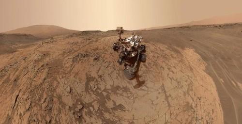 Mars has nitrogen, key to life: NASA