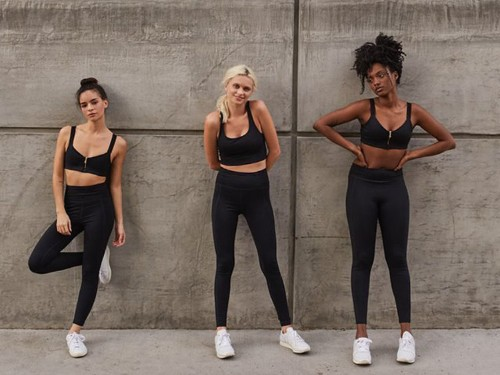 The internet can't stop talking about these leggings made of recycled water bottles — and now I understand why