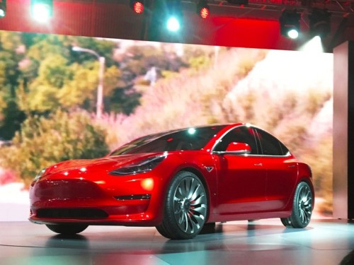 Tesla's very first Model 3 could roll off the line today — here's what you need to know