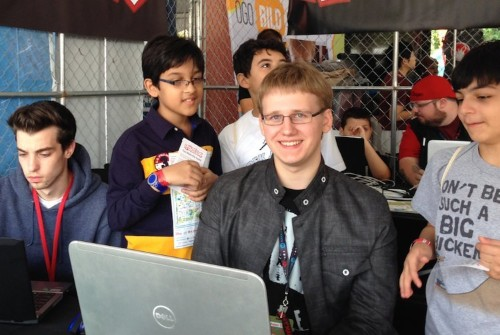 Meet the 17-year-old who has already made more than $100,000 creating video games