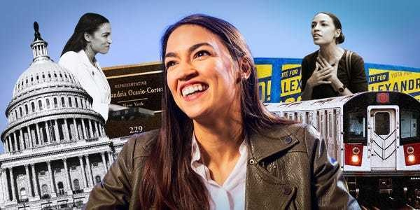 Alexandria Ocasio-Cortez plays League of Legends video game, is ranked - Business Insider