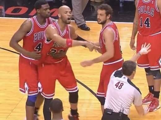Here's The Profane Tirade That Got A Chicago Bulls Player Fined $25,000