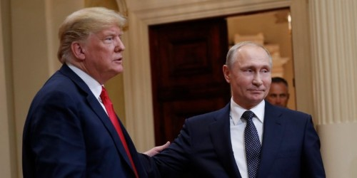 Mueller report concludes that Trump campaign did not conspire with Russia in 2016 election, identifies two Russian influence operations