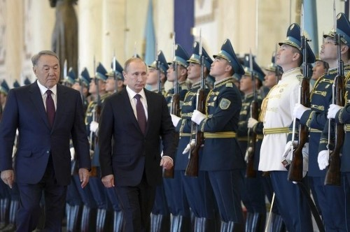 Russia is thinking about taking over Tajikistan's border with Afghanistan