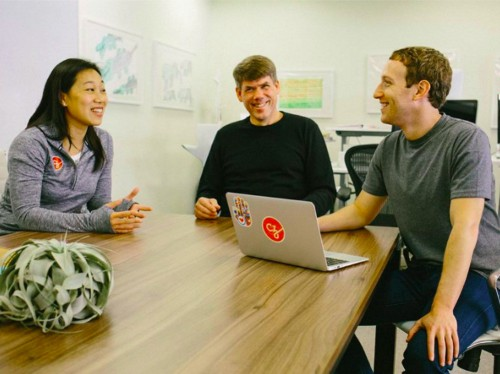 Mark Zuckerberg and Priscilla Chan just poached an Amazon exec for their charity organization