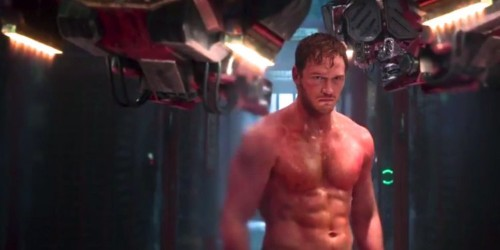 Here's How Chris Pratt Motivated Himself To Stop Eating Hamburgers And Get In Shape