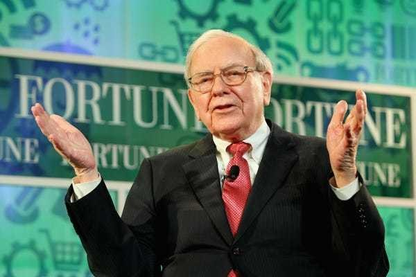 Warren Buffett's 10 rules to get rich - Business Insider