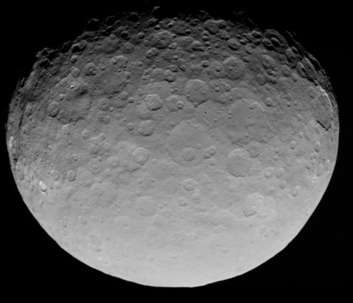 NASA will soon figure out what these weird, white spots are on dwarf planet Ceres