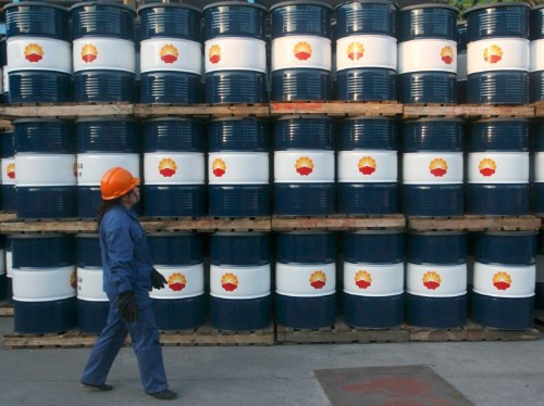 Here's what China could do with its massive oil stockpile
