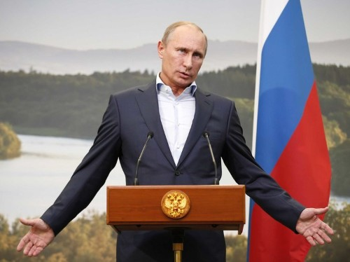 Putin says Ukraine needs to repay a $3 billion loan because Russia needs the money to fight its financial crisis