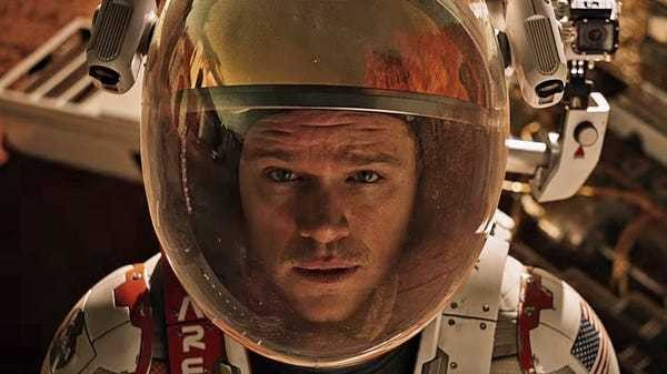 'The Martian' won a Golden Globe for the wrong reason - Business Insider