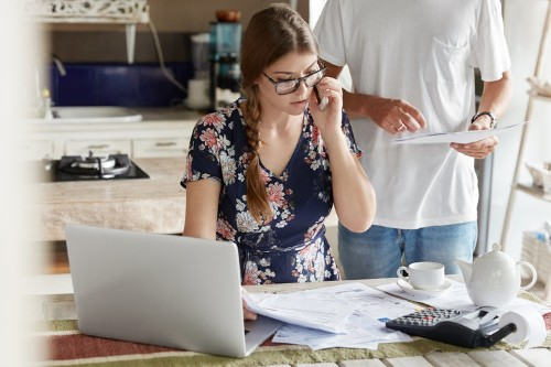 I'm a 25-year-old newlywed and share my bank account with my husband — here's why