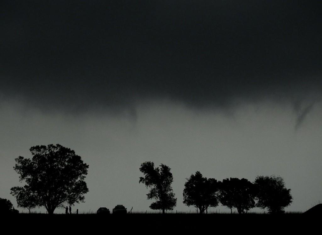 Tornados - Magazine cover