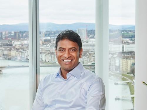 Novartis CEO Vas Narasimhan on culture, strategy and change