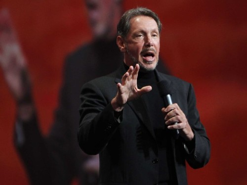 How Larry Ellison Became The Fifth Richest Man In The World By Using IBM's Idea