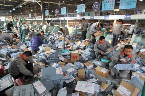 This Is What It Looks Like When A Company Sells $9.3 Billion In Merchandise In A Single Day
