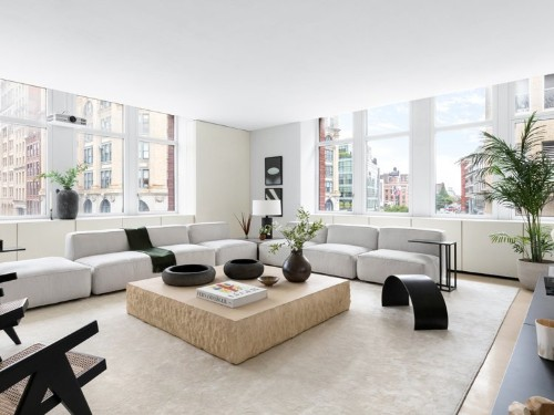 Kanye West's former Soho apartment on the market for $4.7 million