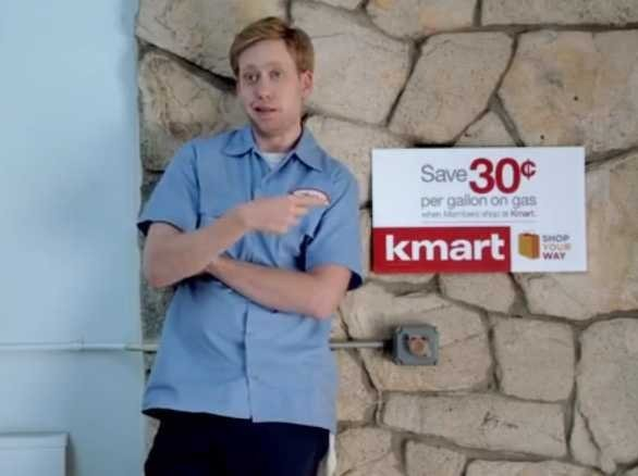 Kmart Is Betting Potty Humor And Profanity Will Save Its Business