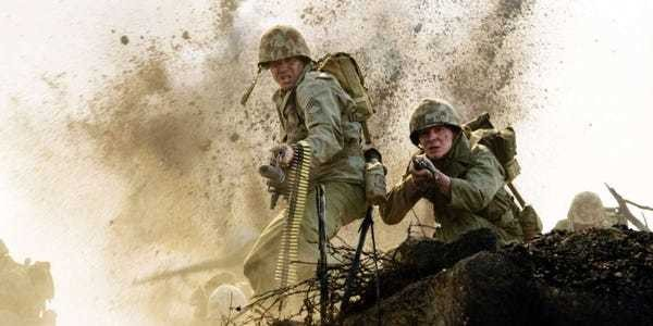Another WWII series is on the way from Steven Spielberg and Tom Hanks - Business Insider