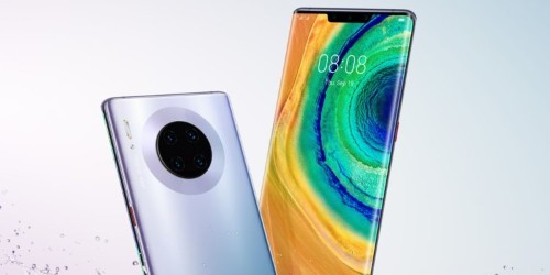Huawei Mate 30 leaks: Design, photos, won't have Google Play Store