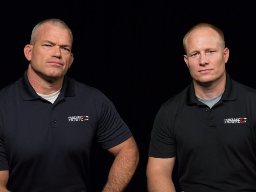 Former Navy SEAL commanders say the '4 laws of combat' are easily adapted to the business world