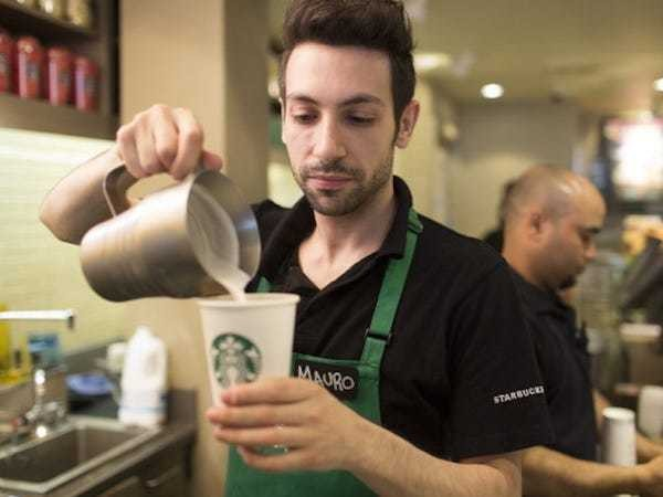 Starbucks employees will be allowed to create their own drinks for customers - Business Insider