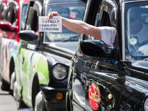 Britain's laws may be too outdated to be used against Uber