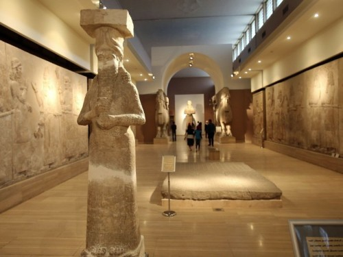 ISIS' looting of the Middle East is 'the largest-scale mass destruction of cultural heritage since' WWII