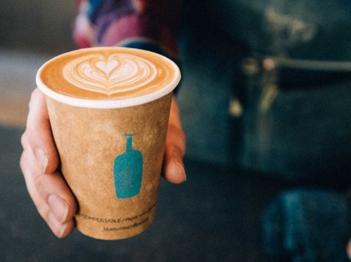 Blue Bottle, a coffee chain that techies love, just raised another $70 million
