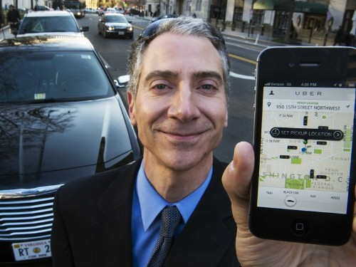 Uber's internal charts show how its driver-rating system actually works