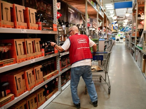 Lowe's sinks after same-store sales miss