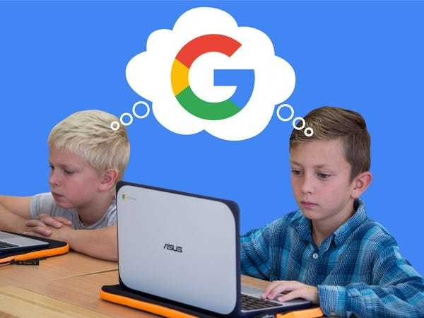 Google's education tools are free. Teachers are suspicious. - Business Insider
