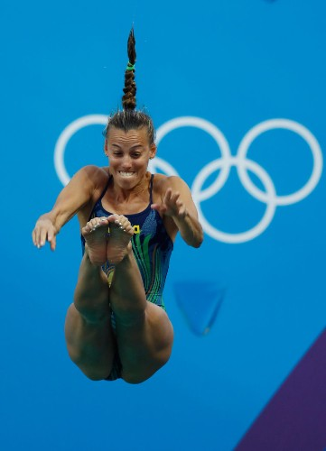 It's been a year since the Rio Olympics: Here are the 75 best photos from the games