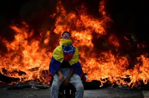 Venezuela protest deaths climb to 72 after 2 months of near-daily demonstrations against government