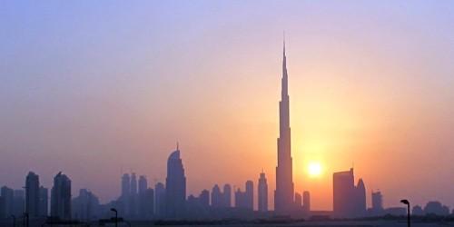 Dubai Stock Market Crashes
