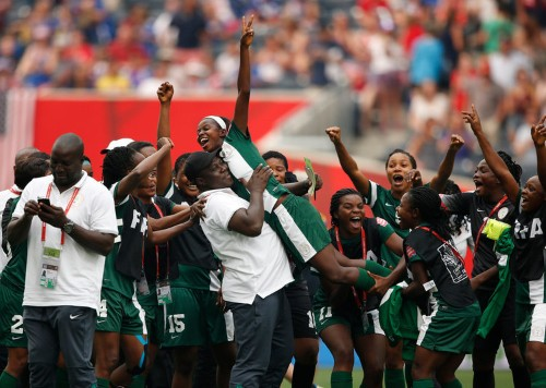 Nigeria — the last-ranked team in the Group of Death — is the most badass team at the Women's World Cup