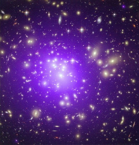 Most of the universe may be trapped inside of ancient black holes