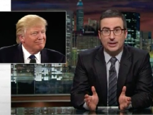 John Oliver points out just how little Donald Trump knows about nuclear weapons