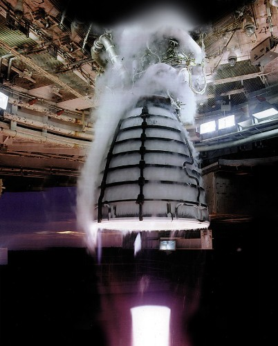 NASA is recycling Space Shuttle engines for a very important purpose