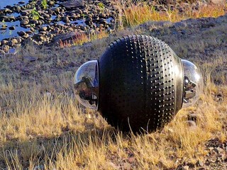 This robot surveillance ball can roll on any terrain — it can even swim - Business Insider