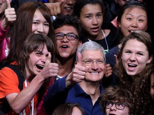 Here's how to get a job at Apple, according to CEO Tim Cook