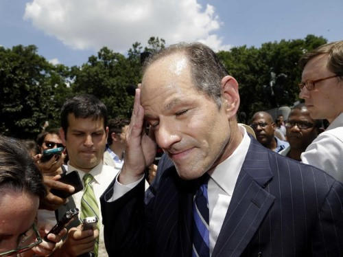 Either The New York City Comptroller's Race Is Tied, Or Eliot Spitzer Has An Enormous Lead