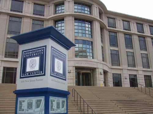 The 10 most popular law schools in America