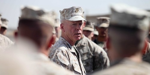 Marine Commandant Calls For Two Generals To Be Fired Over 2012 Taliban Ambush