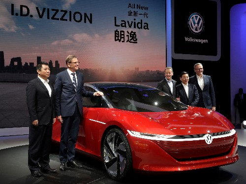 VW wants to storm car market with mass-market electric model - Business Insider