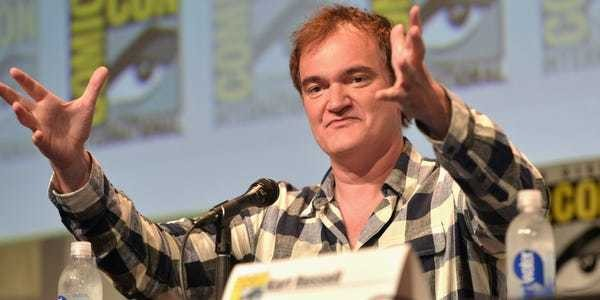 Quentin Tarantino reveals his two favorite scenes he's ever written - Business Insider