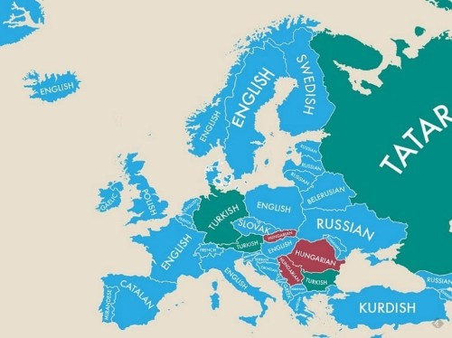 The Second Languages In Every Part Of The World