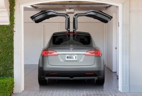 The $132,000 'Signature Series' Tesla Model X has arrived