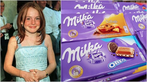 Milka casting call bans overweight and redhead children from applying